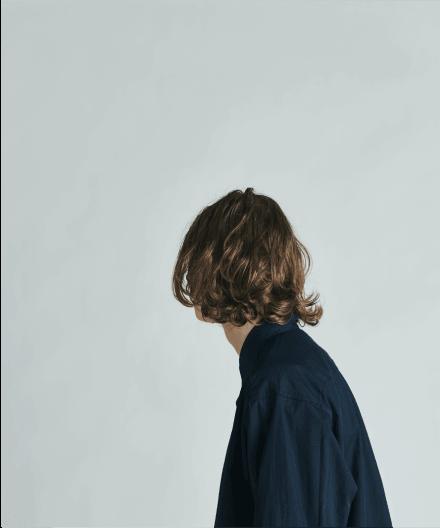 √M(ルートエム) コットンBIGシャツ,√M(ルートエム) タックチノアンクルパンツ