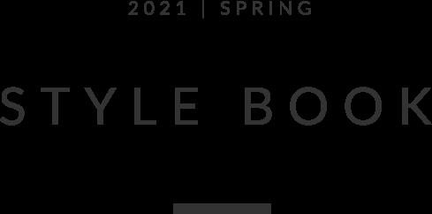 ikka レディース stylebook 2021 spring