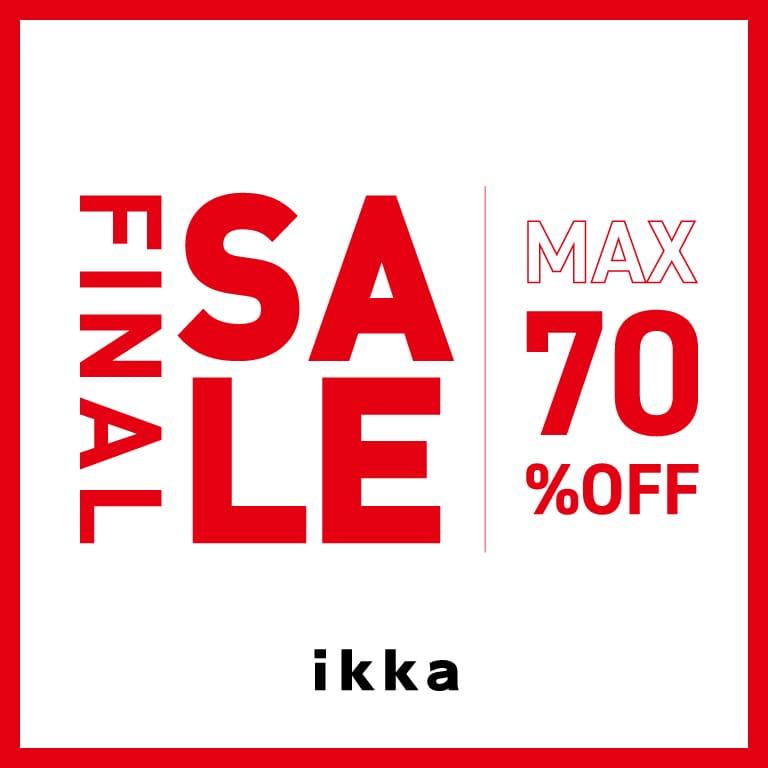 ikka   FINAL SALE