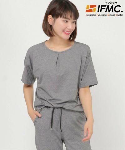 IFMC. ストレッチ半袖Tシャツ