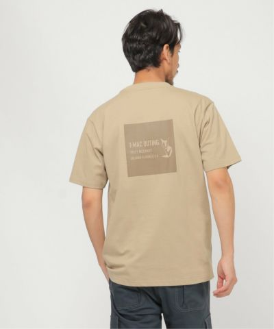 T-MAC OUTING ロゴTシャツ